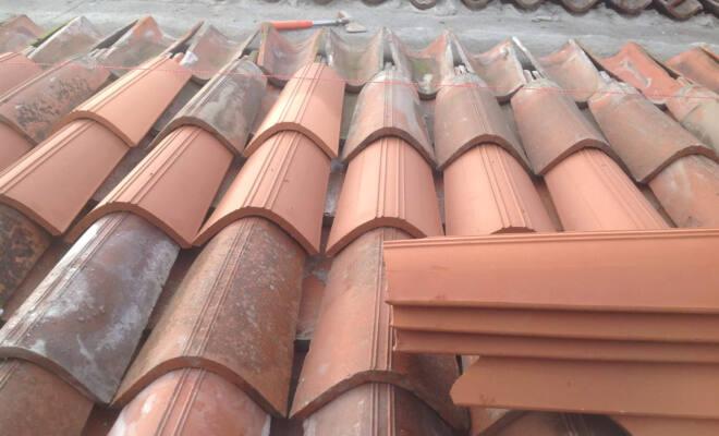 tetti dipintura