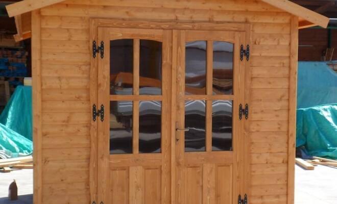 Casetta in legno Firenze