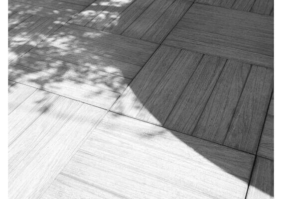 Lastra Acero sbiancato ortogonale (dettaglio)