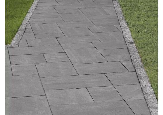Autobloccante Skema Sandstone grigio titanio